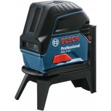 Лазерный нивелир  Bosch GCL 2-15+RM1+BM 3