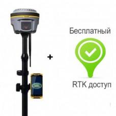 Ровер RTK South Galaxy G1 GSM + контроллер Land Rover с подключением к сети базовых станций