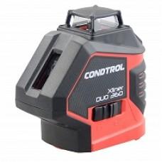 Лазерный нивелир-уровень CONDTROL Xliner Duo 360
