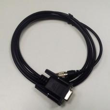 Кабель NIK-RS232 для передачи данных для тахеометров Nikon RS232