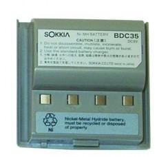 Аккумулятор BDC-35A никель-металлогидридный для тахеометров POWERSET