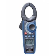 Токовые клещи CEM DT-3343 для постоянного тока, с датчиком температуры