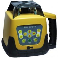 Ротационный лазерный нивелир RGK SP 610