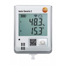 WiFi-логгер данных testo Saveris 2-H1 со встроенным сенсором температуры/влажности