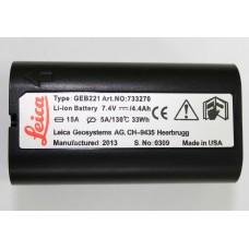 Аккумулятор GEB221 для тахеометров Leica