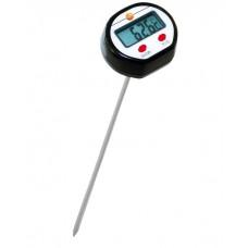 Мини-термометр testo проникающий с удлиненным измерительным наконечником
